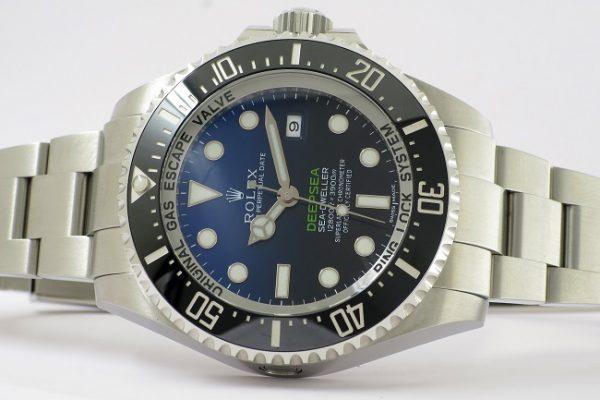 深海の青色 Ref.116660