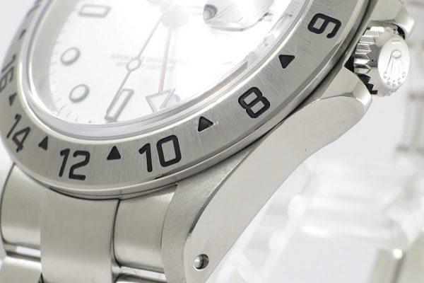 40mmの白い時計 Ref.16570