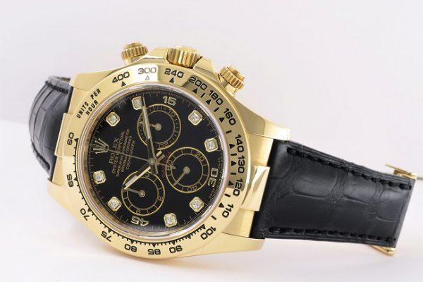 香るダンディズム、男の時計 Ref.116518G