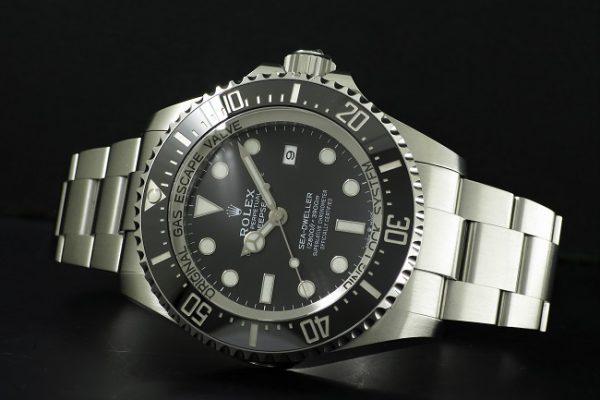 腕元だけでも海の雰囲気を… Ref.126660