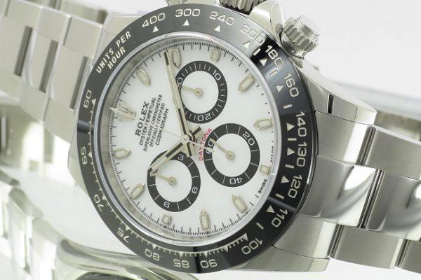 シロクロデザイン高年式 Ref.116500LN