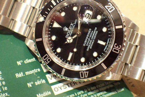 V9シリアル Ref.16610