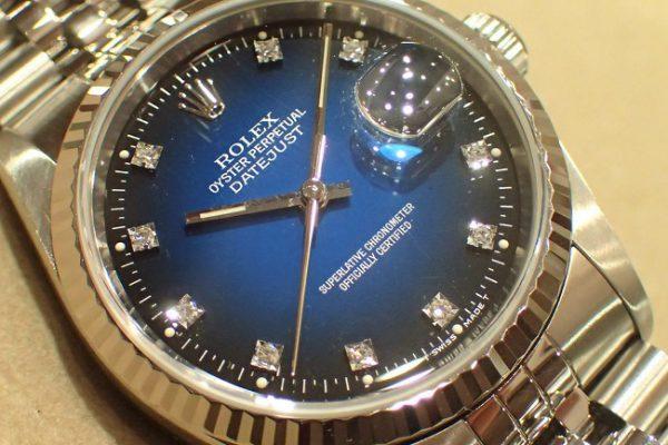 青の濃淡 Ref.16234G