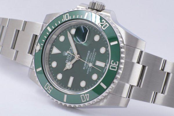 緑×緑 Ref.116610LV