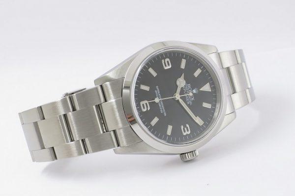 最新モデルとは異なる魅力 Ref.114270