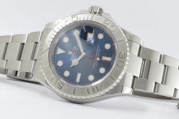 ブルー×プラチナ Ref.126622