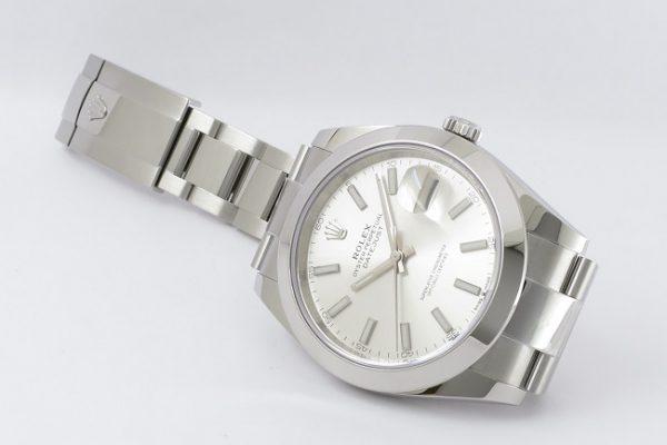 一生モノの腕時計として Ref.126300